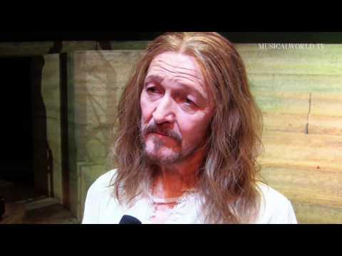 Ted Neeley in Den Haag met Jesus Christ Superstar - interview