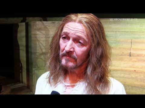 Ted Neeley in Den Haag met Jesus Christ Superstar - interview