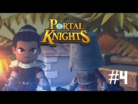 Buying Deeds – Portal Knights Pt4 w/ Dae & Bri