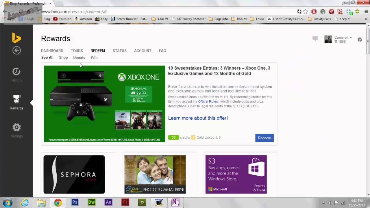 RobloxHax: Redeem FREE Robux or BC! JULY 2017 (Microsoft ...