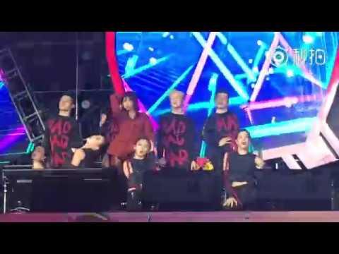 2018-03-30 蔡依林 Jolin Tsai -《I'm Not Yours》Live@南寧漓泉1998音樂派對