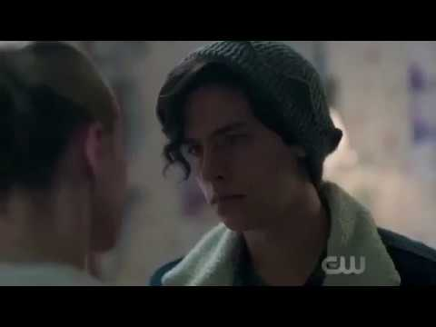 Riverdale | Jughead & Betty Kiss | Season 1x6