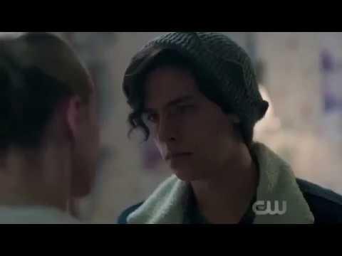 Riverdale | Jughead & Betty Kiss | Season 1x6