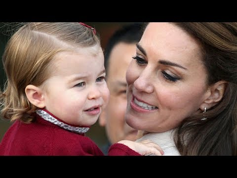 Kate Middleton And Princess Charlotte's Best Style Moments