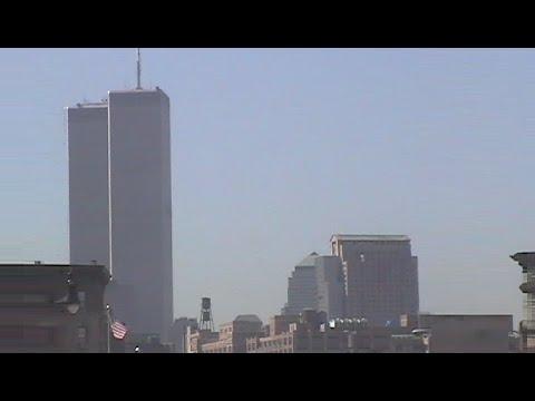 911 World Trade Center Attack 5 days earlier