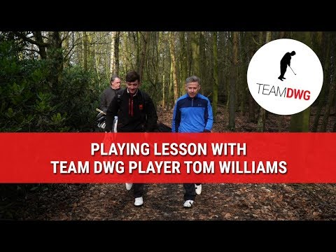 PLAYING LESSON WITH TEAM DWG PLAYER TOM WILLIAMS