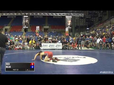 126 s, Nick Raimo, NJ vs Chris Cannon, NJ