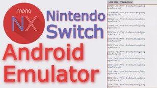 Switch emulator games