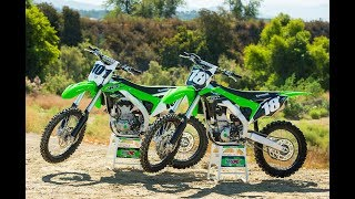 The 2018 Kawasakis are in dealerships across the country as we spea...