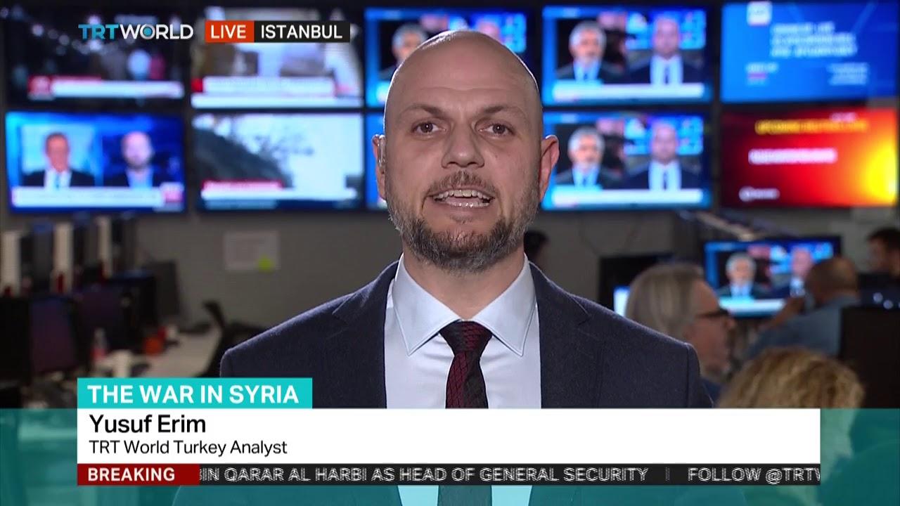Trump Invites Turkish Leader to US as Turkey Prepares Syria Offensive