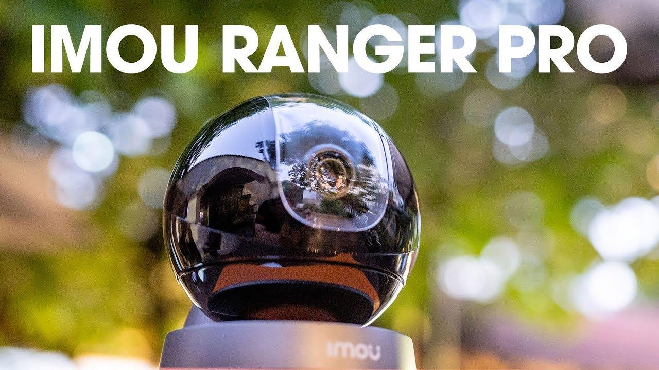 Trên tay & đánh giá nhanh camera Imou Ranger Pro