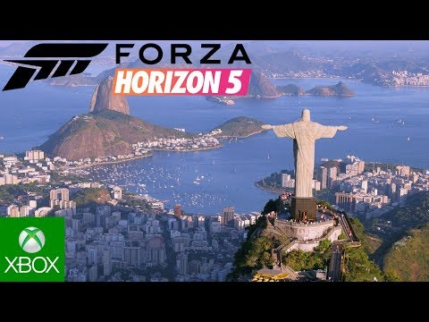 Forza Horizon 5   Welcome to Brazil! (Fan-Made Trailer)