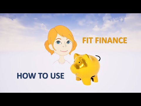 New Version of FIT Finance