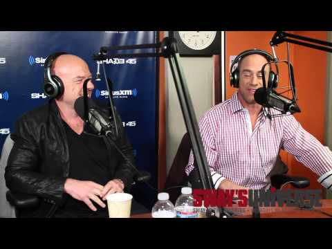 Dean Norris & Chris Meloni Drop Bars, Talk Small Time Film, Share Dirty Jokes on Sway in the Morning