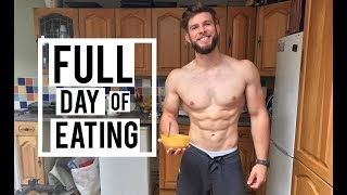FULL DAY OF EATING for CROSSFIT