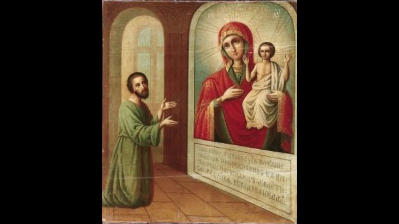 The miraculous icon Unexpected joy where it is and in what it helps 43