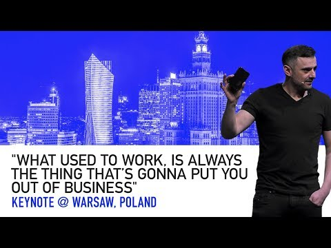 The Keys to Get Consumer's Attention in 2019 | Warsaw Poland, 2018 Keynote