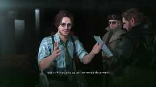 072 - Other - Story Sequence with Huey (MGSV Let