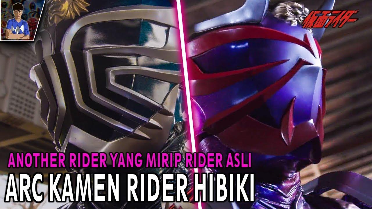 Kembalinya Oni Kamen Rider Review Kamen Rider Zi O Episode 33 Arc Kamen Rider Hibiki Kamenride Youtube