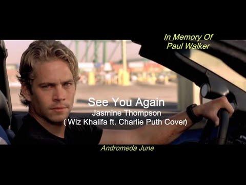 เพลงสากลแปลไทย #132# See You Again √ Ost.Fast & Furious √ Cover Jasmine Thompson