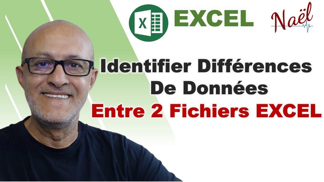 Excel Comment Comparer Deux Fichiers Excel Par Formule Et Mise En Forme Conditionnelle Youtube