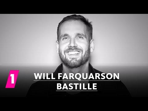 Will Farquarson von Bastille im 1LIVE Fragenhagel | 1LIVE (mit Untertiteln)