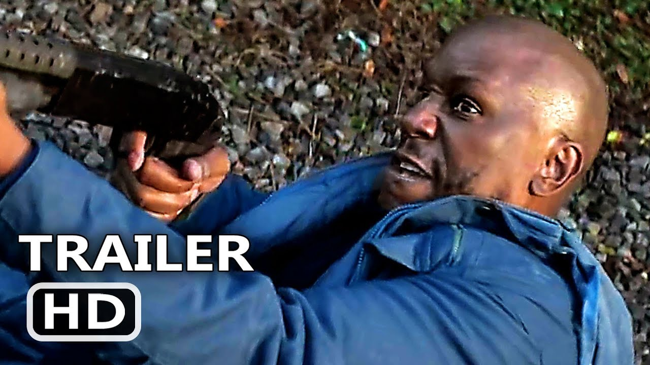 BLACK AND BLUE Official Trailer (2019) Tyrese Gibson ...