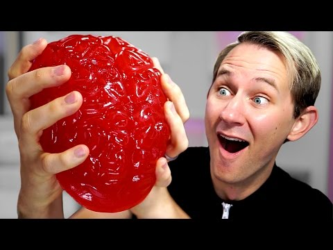 Giant Gummy Brain! | 6 Hilarious Vat19 Products!