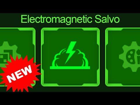 Tanki Online New Alteration (Gauss XT + Electromagnetic Salvo)