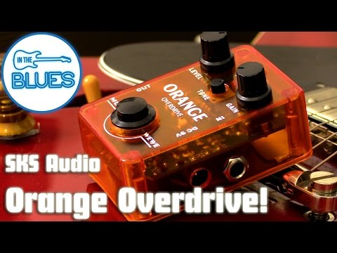 Musiwewe Orange Overdrive by SKS Audio