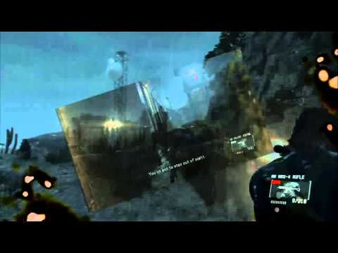 Turboherne Plays: MGS: Ground Zeroes - Rebellious Nature