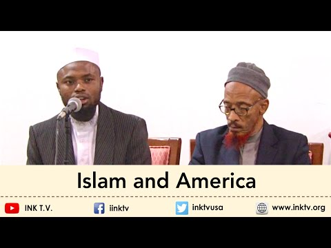 Islam and America || Sh. Khalid Yasin || Sh. Okasha Kameny