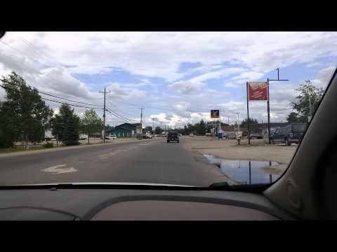 Drive through Goose Bay