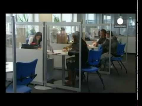 Germany: Unemployment figure falls to 6.6%