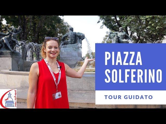 Cosa Vedere a Torino - Piazza Solferino - Tour Guidato