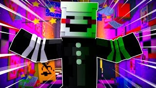 Puppet Infected ?!   Minecraft FNAF Roleplay