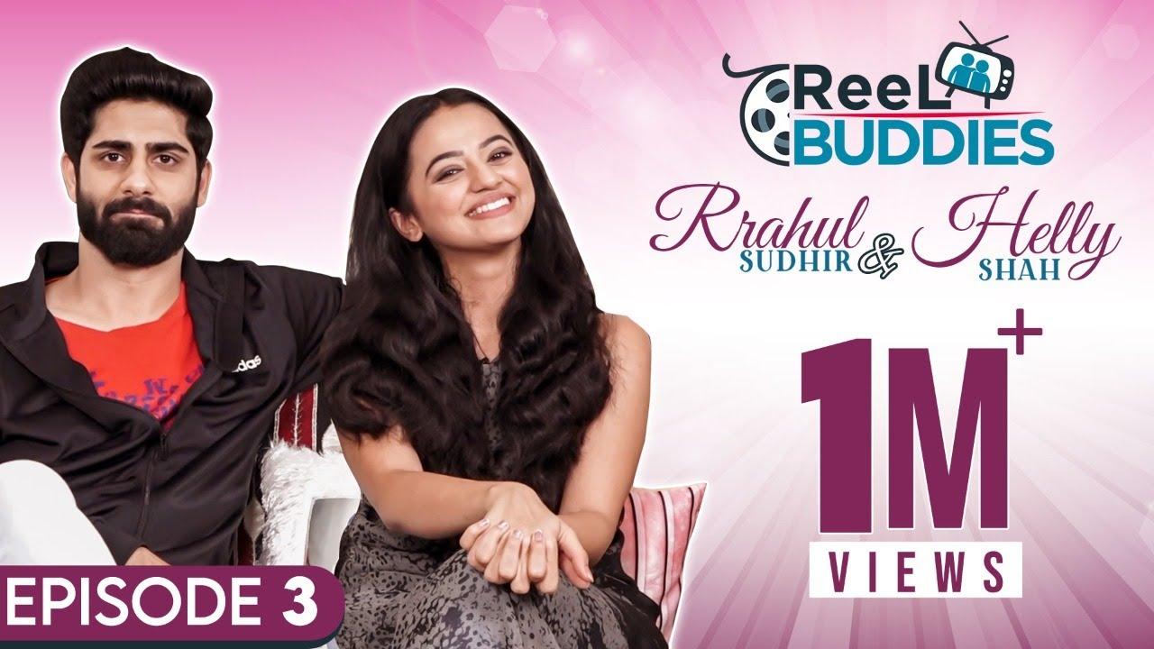 Helly Shah & Rrahul Sudhir on 1st impression, friendship, fights | Ishq Me Marjawan | Reel Buddies
