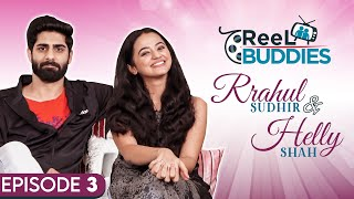 Helly Shah & Rrahul Sudhir on 1st impression, friendship, fights | Ishq Me Marjawan | Reel Buddies
