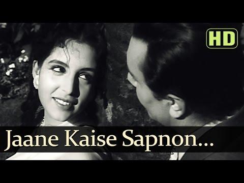 Jaane Kaise Sapno - Balraj Sahani - Leela Naidu - Anuradha - Bollywood Songs - Lata Mangeshkar