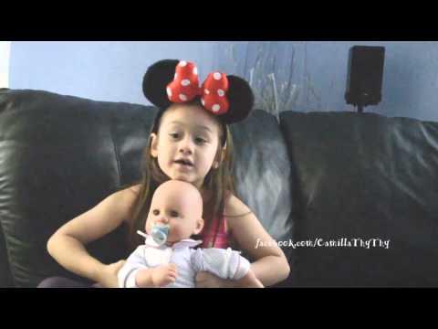 Camilla ThyThy : Bị cô phạt làm bài tập và nói giọng Huế với mẹ