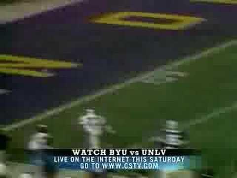 Greatest Bowl Comeback Ever? 1980 Holiday Bowl: BYU vs. SMU