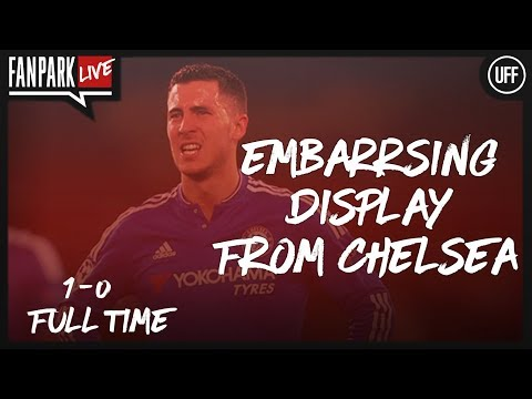 Embarrassing Display - Man City vs Chelsea - Full Time Phone In - FanPark Live