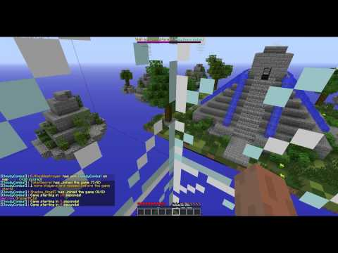 Minecraft: Cloudy Combat games #3 and #4