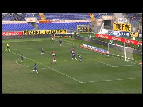 [Serie A 2011-2012] A.S. Roma - Inter 4 - 0 (05/02/2012)