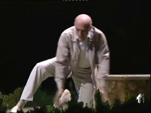 Danza de los veraneantes (2) · Jesús Campos García. Por Teatro A Teatro