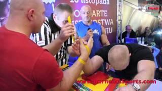 Hardkorowy Koksu i siłowania na ręke 2017 Video