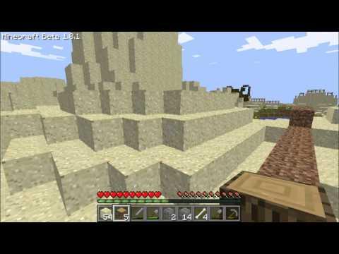 Minecraft: Desert Oasis - Part 04 - Tiny Spiders