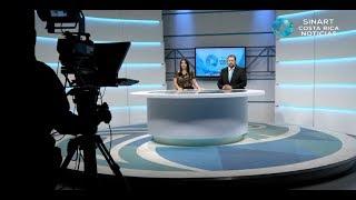 En Vivo Costa Rica Noticias - Edición Estelar viernes 18 enero 2019