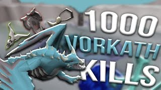 Loot From 1,000 Vorkath