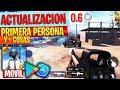 ¡¡PRIMERA PERSONA EN PUBG MOVIL DE LA PLAY STORE!! [ACTUALIZACION PUBG MOVIL 0.6]